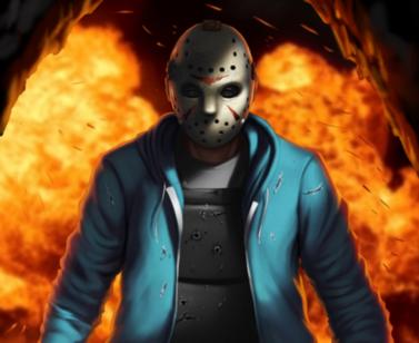 Delirious flames