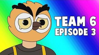 Vanoss Gaming Animated- Team 6 - Toobcon! (Episode 3)