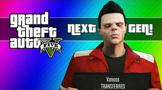GTA 5 Next Gen Funny Moments - Zombie Face, First Person, Twist Glitch, New Plane, & More!-0