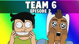 Vanoss Gaming Animated- Team 6 - Vegas! (Episode 2)