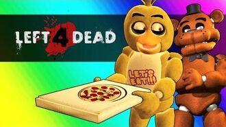 Five Nights At Freddy's Vs. Minecraft!-1460595801