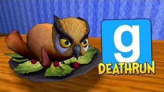 Gmod Deathrun Funny Moments - Thanksgiving Edition! (Garry's Mod)