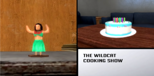 Wildcat cooking show