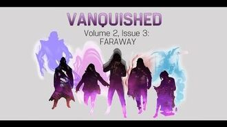 Volume 2 , Issue 3 - VANQUISHED - Valiant Universe RPG