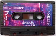 AtarashiNiTsuNoTanjou-CassetteA