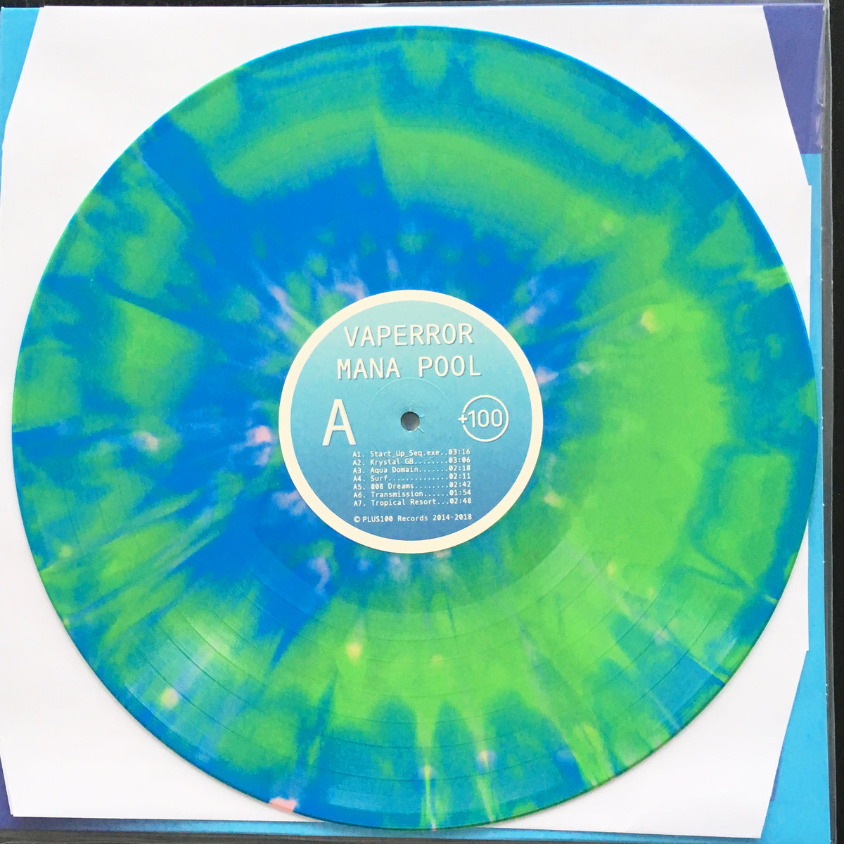 Mana Pool (Seapunk Vinyl) | Vaporwave Wiki | FANDOM powered by Wikia