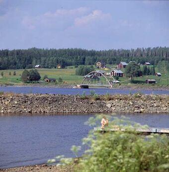 Jannes slktsidor - Stenbanken