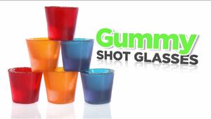 Gummyshotglasses