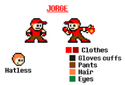 Jorge reference