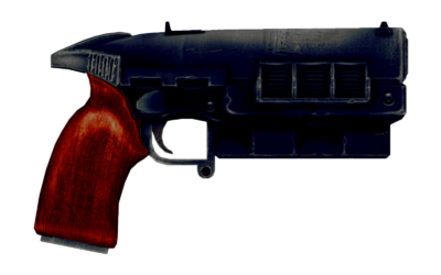 Billy's 12.7mm Pistol