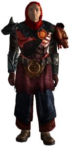 Tribal Robe Armor