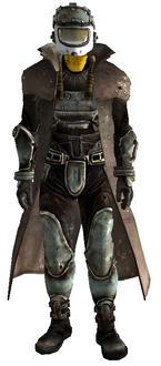 Omicron shield armor