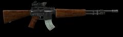 Modified Service Rifle
