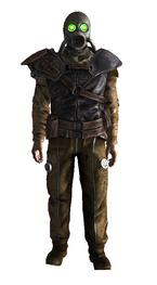 Hazmat Armor