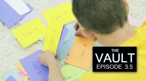The Vault - Episode 3.5