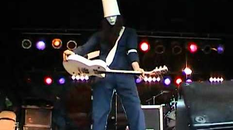 Buckethead - Jordan (Live, with solo 2008)