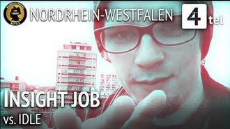 Insight Job -NRW- vs. idle -BER- - BLB Viertel HR (prod. by Kilian, Mix by Zeptah)