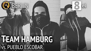 Team Hamburg -BER- vs. Pueblo Escobar -BW- - BLB 8el HR (prod