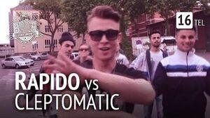 Rapido vs. Cleptomatic VBT 2015 16tel-Finale (prod