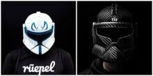 Standard Maske - Carbon Maske