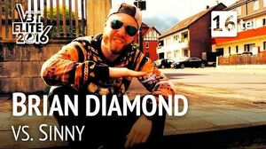 Brian Diamond vs