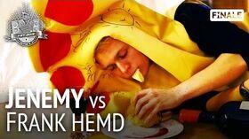 Jenemy vs. Frank Hemd (feat