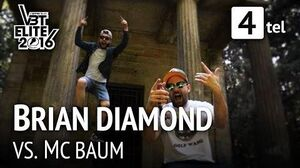 Brian Diamond vs. MC Baum (feat