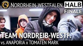 Team Nordreib-Westfalen -NRW- vs. Anaporia x Tomaten Mark -MV- RR - BLB Halbfinale