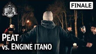 VBT Finale- Peat vs. Engine Itano (feat. SpliffTastiC & MJM) HR (Beat by MJM & Peat)