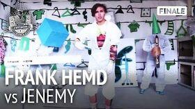 Frank Hemd vs