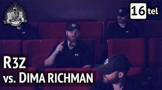 VBT 16tel- R3Z vs. Dima Richman HR (Beat by Jokobietz)