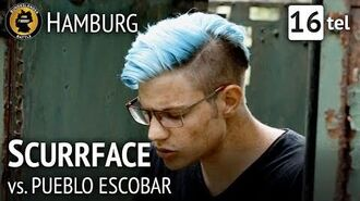 Scurrface -HAM- vs. Pueblo Escobar -BW- - BLB 16tel (ARTISANS Beats)