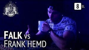 FALK vs. Frank Hemd feat. Bambus VBT 2015 Achtelfinale (prod