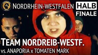 Team Nordreib-Westfalen -NRW- vs. Anaporia x Tomaten Mark -MV- - BLB Halbfinale HR