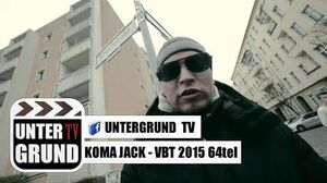 KOMA JACK - VBT 2015 64tel (OFFICIAL HD VERSION)
