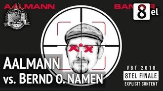 VBT Achtel- Aalmann vs. Bernd ohne Namen HR (Beat by YSA)
