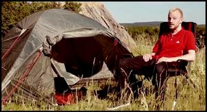 Campen mit acou