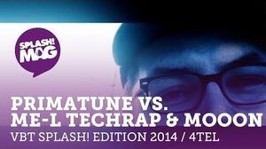 VBT splash! Edition 2014 - Primatune vs