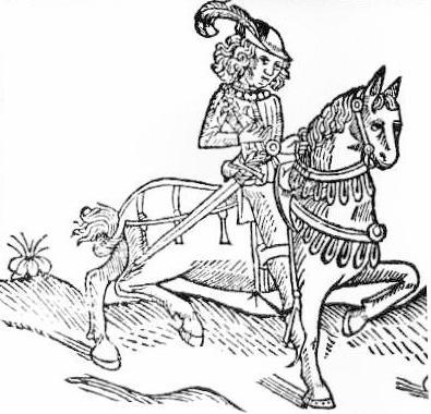 the squire s tale vcs canterbury tales wiki fandom powered by Skipper Canterbury Tales The Host Canterbury Tales
