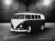 Toon Army VDub Bus