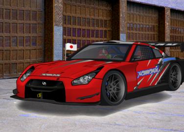 R35 Xanavi Super GT
