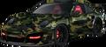 Porsche 911 GT3 camo