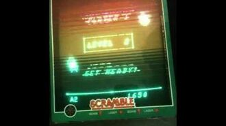 Galaxy Wars SL (Vectrex)