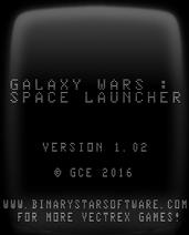 Galaxy wars title