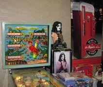 Pinball nipit merchandise