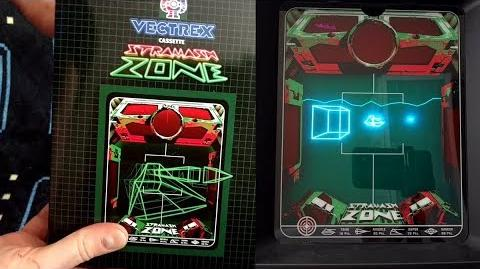 Stramash Zone is Vectrex Battlezone