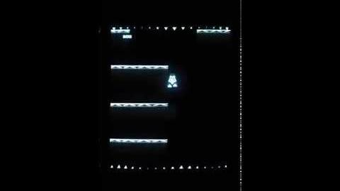 Vectrex - Spike Goes Down (Alex Herbert Homebrew)