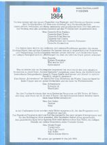 Milton Bradley-Catalog-Toy-German1984-Page-1