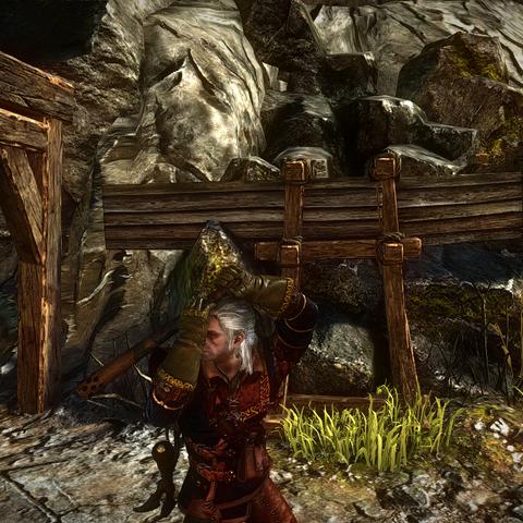 Дубинка во второй части игры