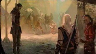 Принятие стороны Ордена в Темноводье